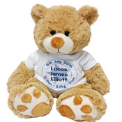 Personalised |Teddy Bears | Star