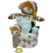 Little Star Baby Unisex Nappy Cake
