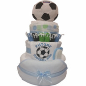 My First Football Delux Gift Cake