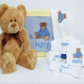 Delux Teddy Personalised Gift Selection