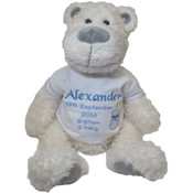Personalised Teddy Bear | 40cm Charlie Teddy Bear