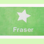 Stars...Personalised Baby Blanket