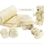 (minimink) newborn milk baby gift selection