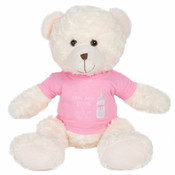 New Baby Personalised Teddy Bear Gift..Blondie
