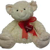 Teddy Bear - heart Personalised