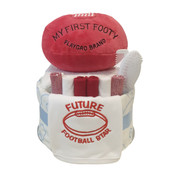 My First Footy Baby Gift Cake