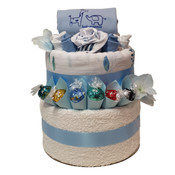 Mum & Special Baby Boy Cake