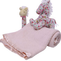 Baby's First Blanket and Pony Set Thumbnail