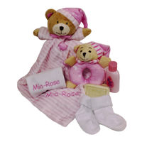 Personalised Snuggle blanket Gift Set Thumbnail